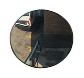 Convex Acrylic Outdoor Mirror